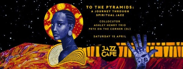 collocutor jazz cafe poster