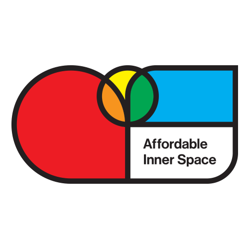 affordable inner space logo