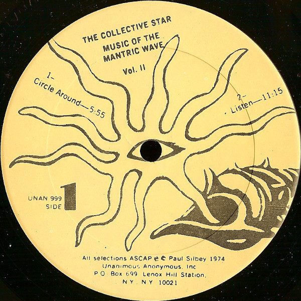 collective star label