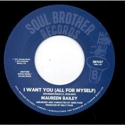 Maureen Bailey Takin My Time With You