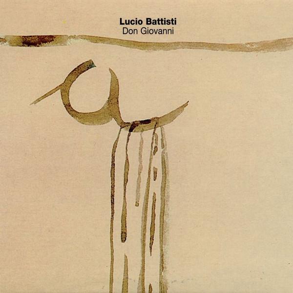 1 - Lucio Battisti 'Don Giovanni'
