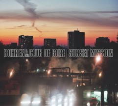 MFD Bohren And The Club De Gore - Black City Skyline