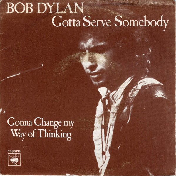 Quinn Luke Gotta Serve Somebody Bob Dylan