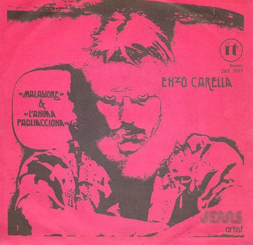 Zingales ENZO CARELLA - Malamore