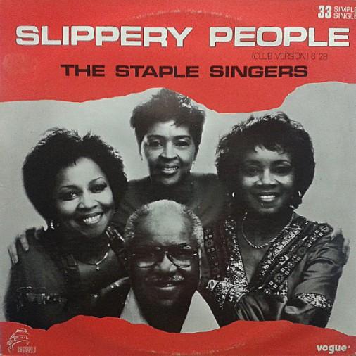 Staple Singers Slippery People