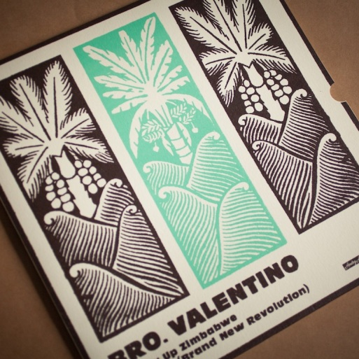 BROTHER VALENTINO COVER