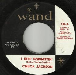 I Keep Forgettin