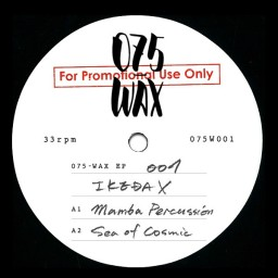 Ikeda X - Mamba Percussion