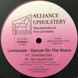 Lemonade - Dancer On The Shore