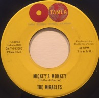 mickeys monkey