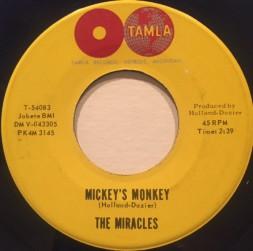mickeys monkey