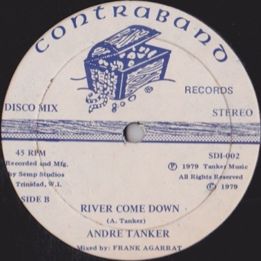 Andre Tanker - River Come Down 2
