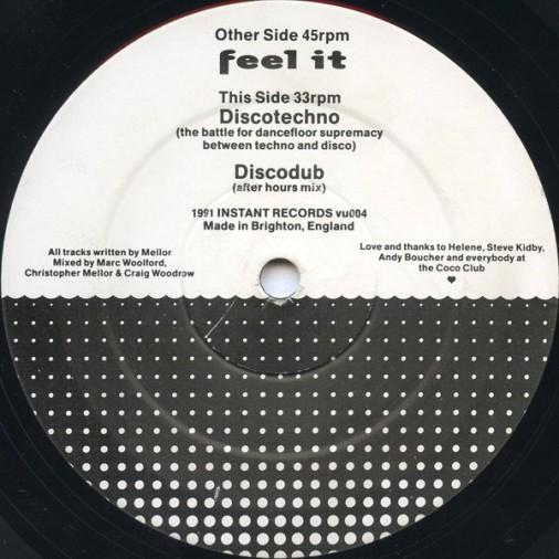 Coco, Steel & Lovebomb - Feel It