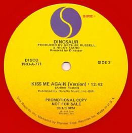 Dinosaur - Kiss Me Again