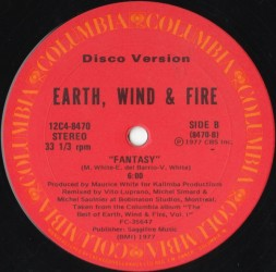Earth Wind And Fire Fantasy