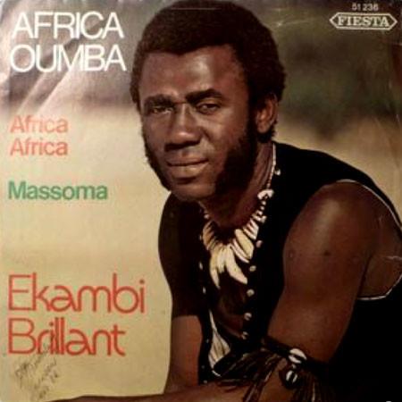 Ekambi Brillant - Africa Africa