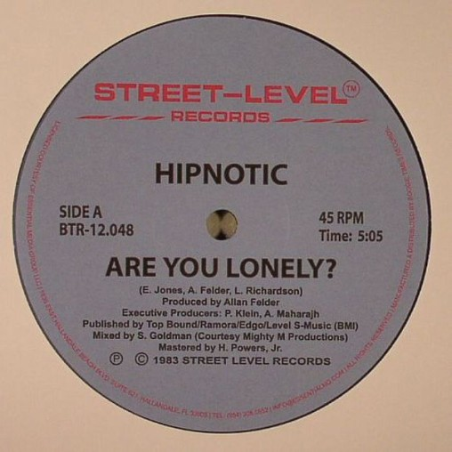 hipnotic are you lonely