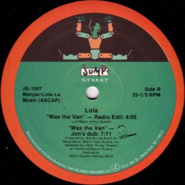 Lola - Wax The Van