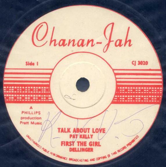 PAT KELLY TALK ABOUT LOVE