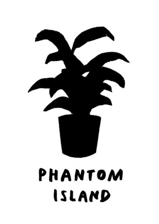 phantom island logo