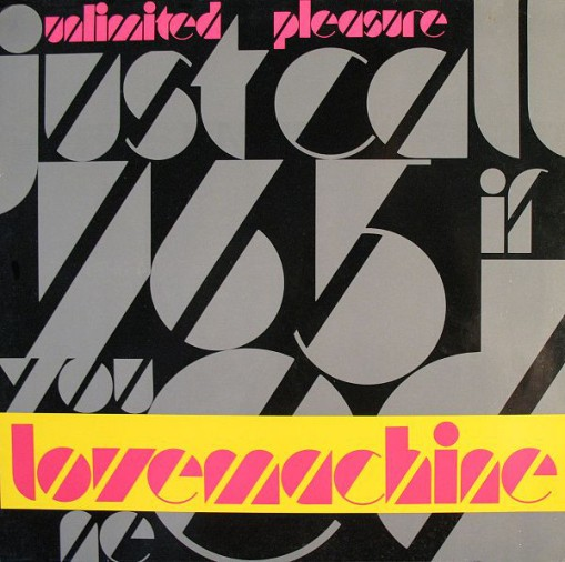 Unlimited Pleasure - Love Machine