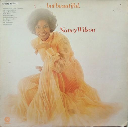 But Beautiful - Nancy Wilson