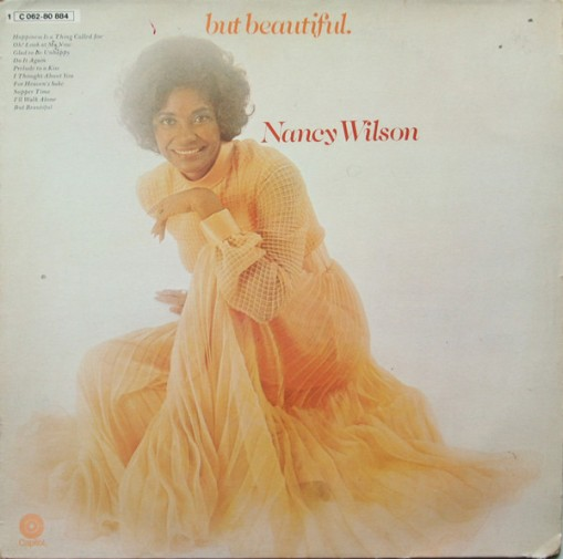 But Beautiful - Nancy Wilson
