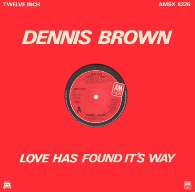 Dennis Brown ‎– Love Has Found Its Way