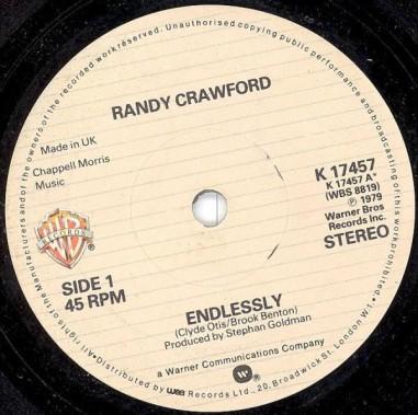 Endlessly - Randy Crawford