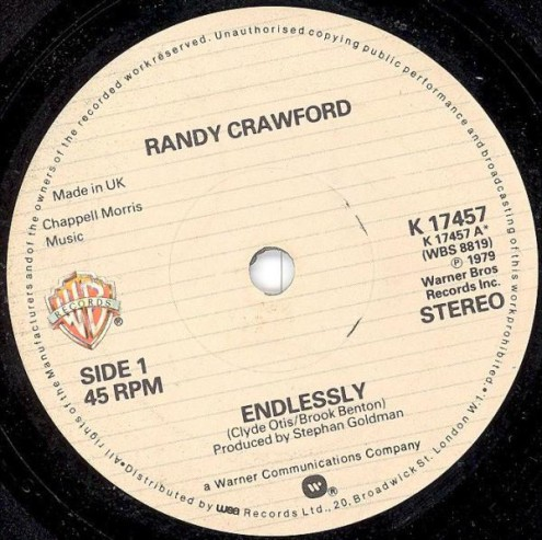 Endlessly - Randy Crawford