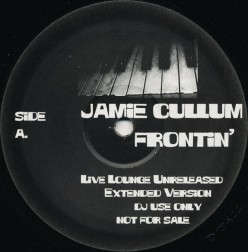 Frontin' (Live Lounge Unreleased Extended Version) - Jamie Cullum