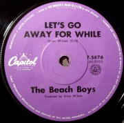 Let's Go Away For A While - The Beach Boys