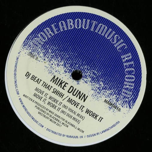 Mike Dunn – Move It