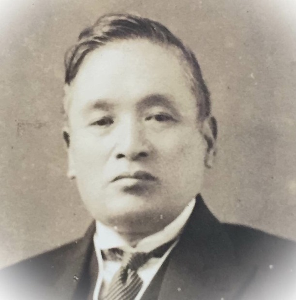 Minoru Maternal Grandfather