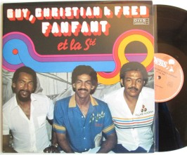 Pays Beni - Guy, Christian & Fred Fanfant