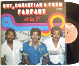 Pays Beni - Guy, Christian & Fred Fanfant