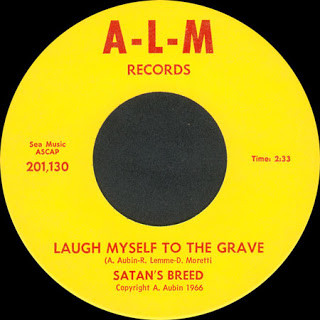Satans Breed - Laugh Myself To The Grave