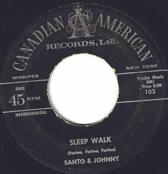 Sleep Walk - Santo & Johnny