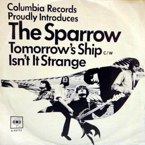 Sparrow - Isnt It Strange