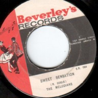Sweet Sensation - The Melodians