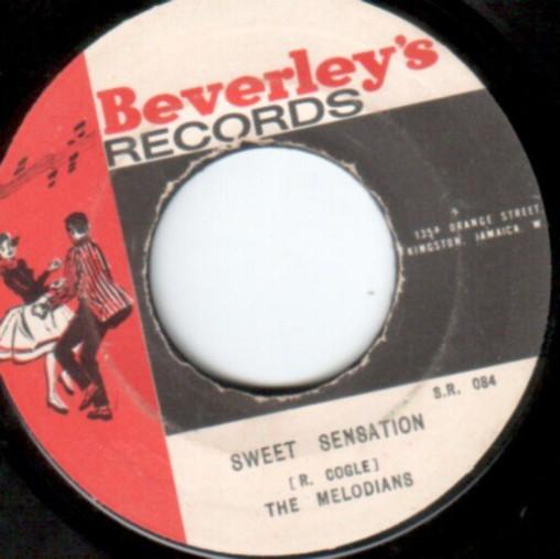 Sweet Sensation - The Melodians