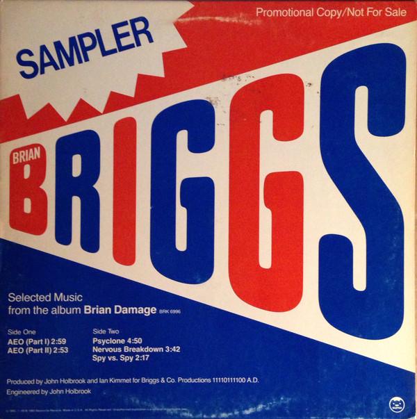Brian Briggs - AEO