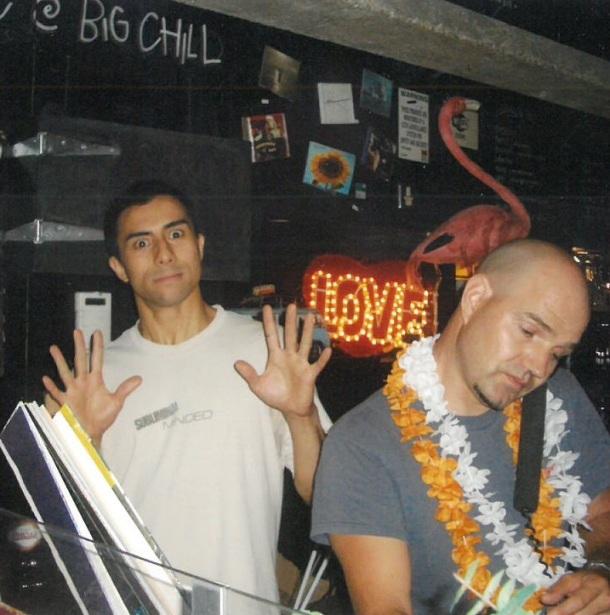 DJ Alex Big Chill Bar