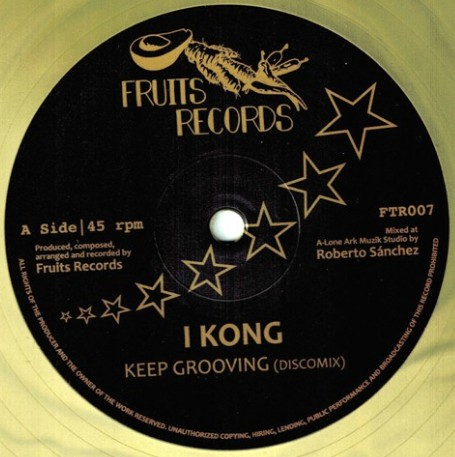 I Kong - Keep Blowing