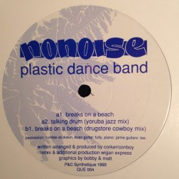 Plastic Dance Band - Talking Drum