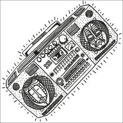 Africaine 808