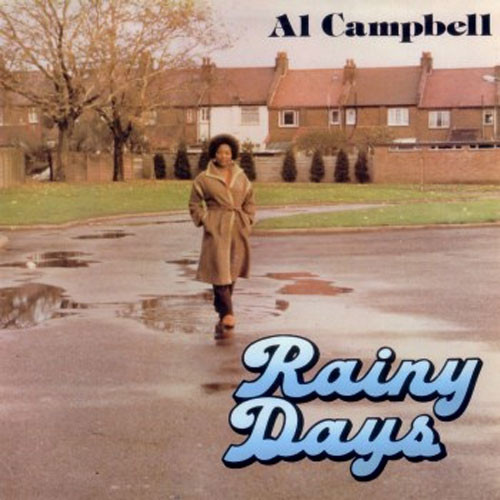Al Campbell - I Want You Around