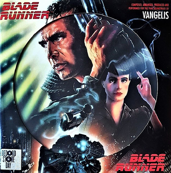 Blade Runner Picture Disc