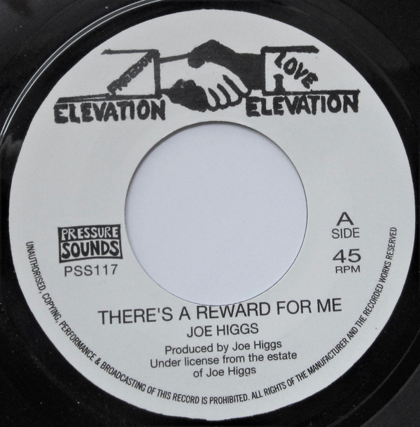 Joe Higgs - There's A Reward For Me