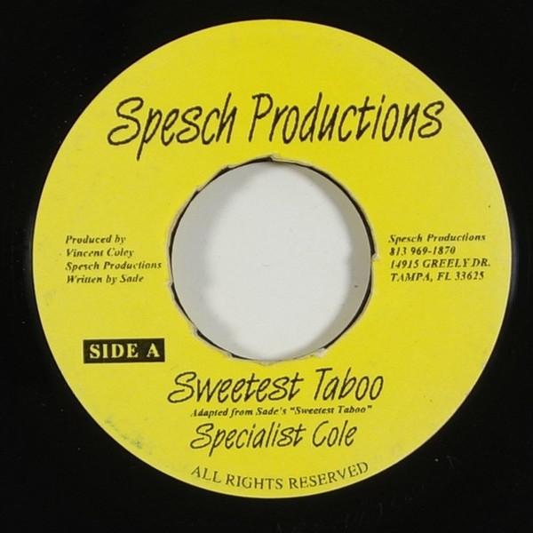 Specialist Cole - Sweetest Taboo